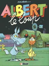 Albert le loup -1- Tome 1