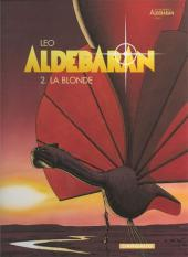 Aldébaran -2b2000- La blonde