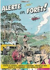 Alerte en forêt !