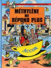 Alexandre de la Mareneuve et d'Évry Cédex (Les Aventures d') -2- Méthylène ne répond plus
