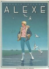 Alexe -1- L'imprévu