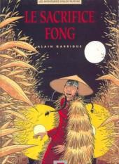 Alex Russac (Les aventures d') -4- Le sacrifice Fong