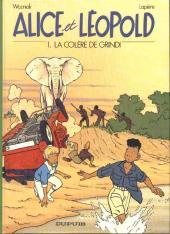 Alice et Léopold -1- La colère de Grindi