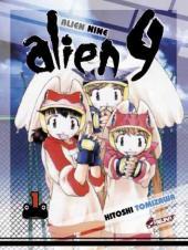 Alien 9 -1- Tome 1