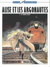 Alise et les Argonautes -2- La souris verte