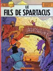 Alix -12- Le fils de Spartacus