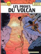 Alix -14- Les proies du volcan