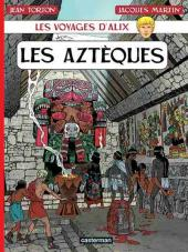 Alix (Les Voyages d') -22- Les Aztèques