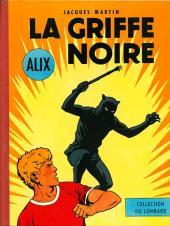 Alix -5- La griffe noire