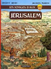 Alix (Les Voyages d') -14- Jérusalem