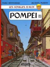 Alix (Les Voyages d') -15- Pompéi (1)