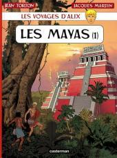 Alix (Les Voyages d') -19- Les Mayas (1)