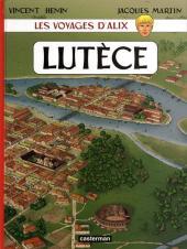 Alix (Les Voyages d') -24- Lutèce
