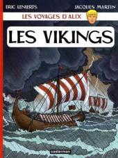 Alix (Les Voyages d') -23- Les Vikings