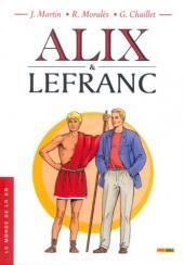 (AUT) Martin, Jacques -MBD10- Alix & Lefranc - Le Monde de la BD - 10