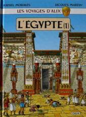 Alix (Les Voyages d') -1- L'Égypte (1)
