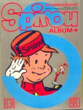 Spirou (Almanachs & Album+) -10- Spirou Album+ n°5