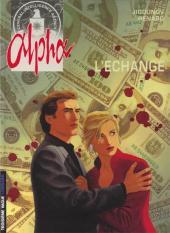 Alpha (Renard/Mythic/Jigounov/Lamquet) -1b- L'échange