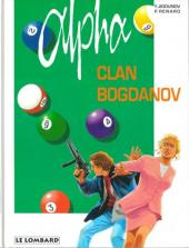 Alpha -2- Clan Bogdanov