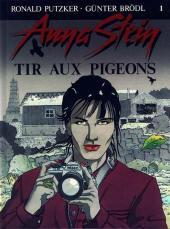 Anna Stein -1- Tir aux pigeons