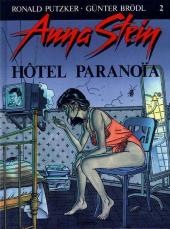 Anna Stein -2- Hôtel paranoïa