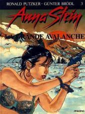 Anna Stein -3- La grande avalanche