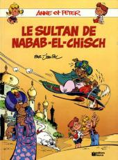 Anne et Peter -3- Le sultan de Nabab-el-Chisch