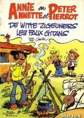 Anne et Peter -pub- Annette et Pierrot Les faux gitans