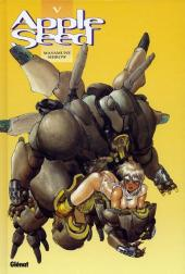 Couverture de Appleseed -5- Appleseed V