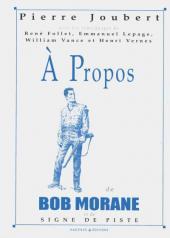 (DOC) À Propos de... -4- Bob Morane et de Signe de Piste
