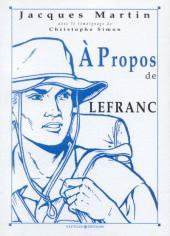 (DOC) À Propos de... -5- Lefranc