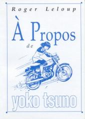 (DOC) À Propos de... -6- Yoko Tsuno