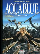 Aquablue -9TL- Le totem des Cynos