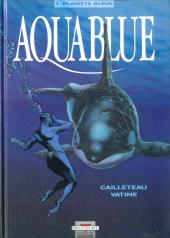 Aquablue -2b- Planète bleue