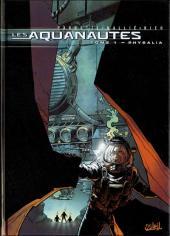 Les aquanautes (Parnotte/Mallié) -1b- Physalia
