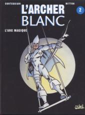 L'archer blanc -2- L'arc magique