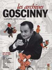 Les archives Goscinny -19561961- Le journal Tintin 1956-1961