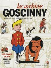Les archives Goscinny -19551956- Les aventures de Pistolin 1955-1956