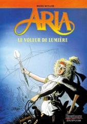 Aria -14c- Le voleur de lumière