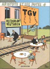 Aristote et ses Potes -4- TGV