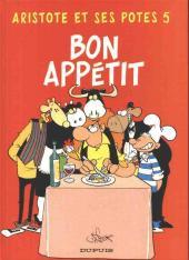 Aristote et ses Potes -5- Bon appétit