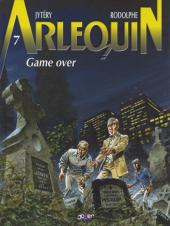Couverture de Arlequin -7- Game Over