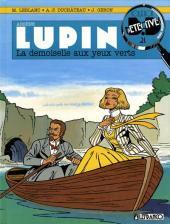 Arsène Lupin (Duchâteau, CLE) -4- La demoiselle aux yeux verts