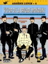 Arsène Lupin (Duchâteau, CLE) -6- Victor de la brigade mondaine