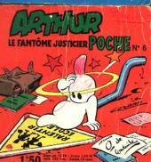 Arthur le fantôme (Poche) -6- Poche n°6