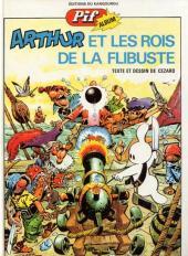 Arthur le fantôme justicier (Cézard, divers éditeurs) -4- Arthur et les rois de la Flibuste