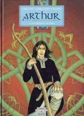 Arthur (Chauvel/Lereculey) -1- Myrddin le fou