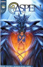 Aspen Comics -1A- Fathom : Des profondeurs ils montent