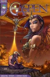 Aspen Comics -2- Soulfire, Fathom et Cannon Hawke