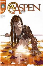 Aspen Comics -3- Fathom, Cannon Hawke & Soulfire